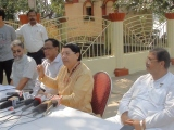 Dinesh Rawat in Mou with Botanical Garden Howrah