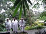 Dinesh Rawat with BK Manfred Bhai & BK Vivek Bhai