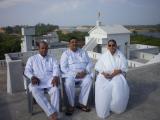 Dinesh Rawat with BK Nirupama Behan & BK Ramesh Naua Bhai