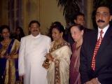 Dinesh Rawat at family gathering