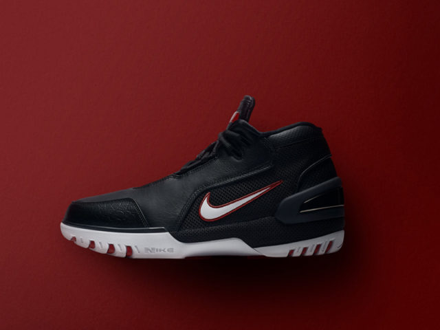 THE NIKE AIR ZOOM GENERATION 'KING'S ROOK' IS BACK
