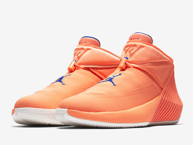 """Russell pays homage to Russell Sr. with the """"Cotton Shot"""" Why Not Zer0.1s"""