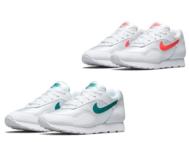 Nike brings back a 25 year-old runner from the 90s