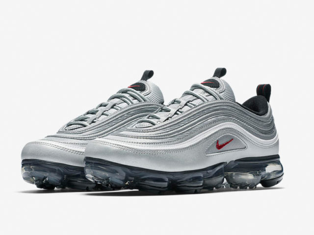 """The Air VaporMax 97 """"Silver Bullet"""" drops this weekend"""