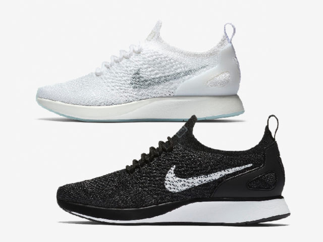 These maybe the best Air Zoom Mariah Flyknit Racers to date