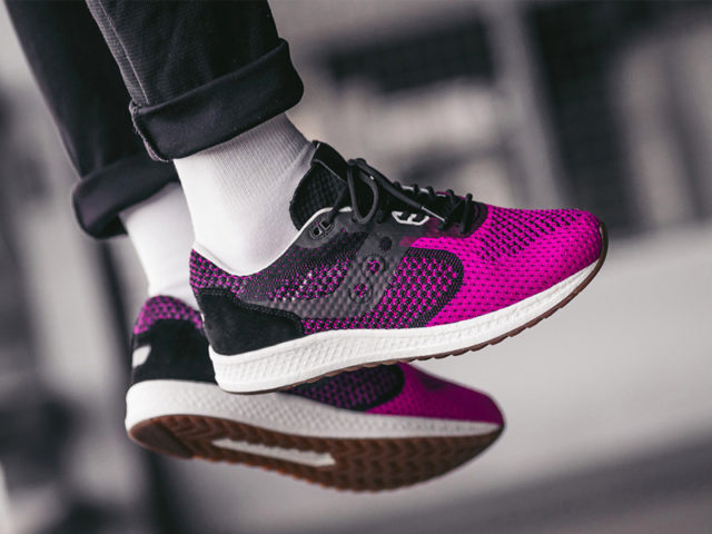 """Solebox' """"Pink Devil"""" is back with the Saucony Shadow 5000 EVR"""