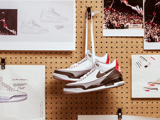 "QUICK: THE AIR JORDAN 3 RETRO ""TINKER"""