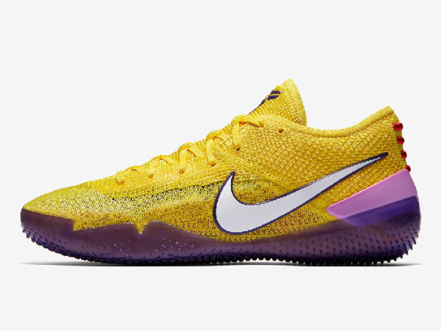"RELEASE REMINDER: NIKE KOBE AD NXT 360 ""LAKERS"""