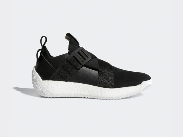 "Release Reminder: adidas Harden Vol.2 LS Buckle ""Black"""