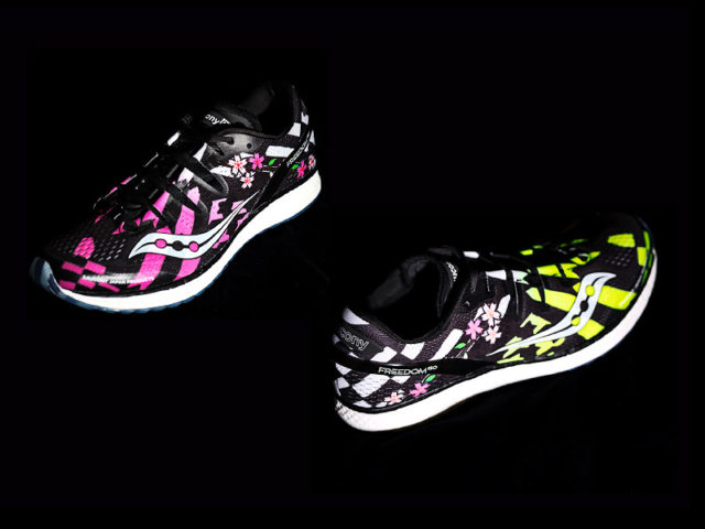 """Saucony releases the Freedom ISO """"Tokyo Marathon"""" this weekend at Ironman PH"""