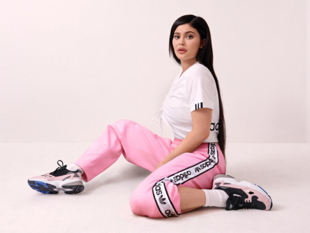 adidas welcomes Kylie Jenner and the return of the Falcon