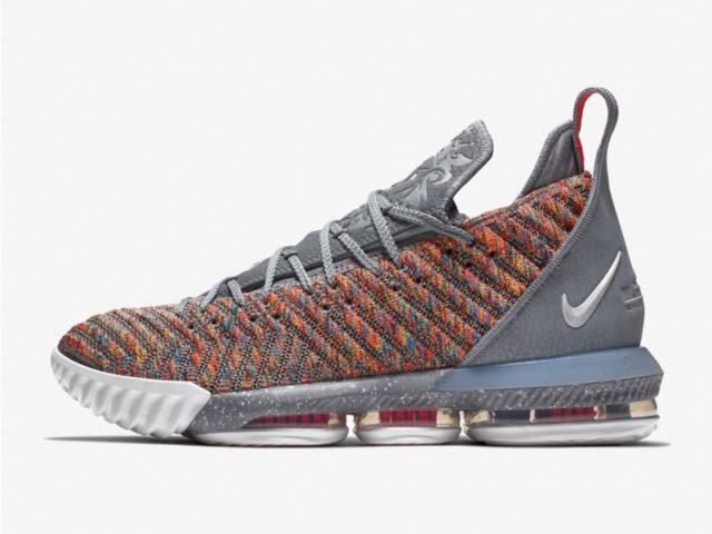 Release Reminder: Nike LEBRON 16 ' 20/20'