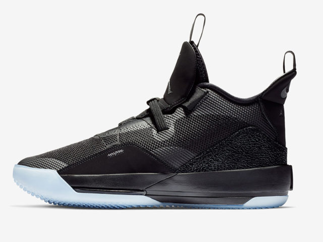 LOCK IN: The Air Jordan 33 'Utility Blackout' is now available
