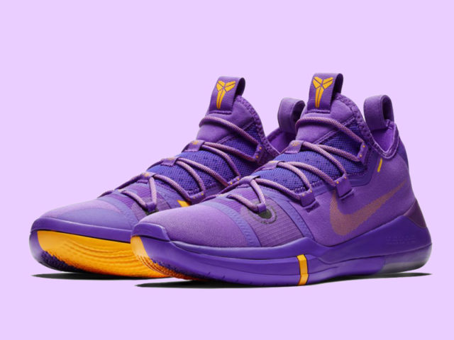 Nike brings out a Kobe AD for all you Lake Show fans
