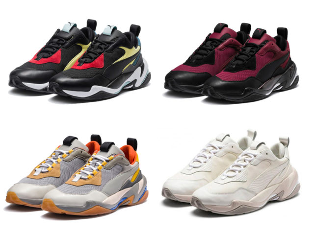 PUMA's much awaited Thunder Spectra is finally releasing in the PH