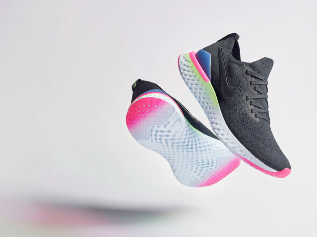 V2: The Nike Epic React Flyknit 2 drops this Thursday