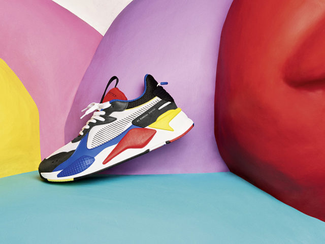 Ready for the PUMA RS-X?