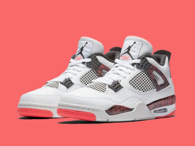 Release Reminder: Air Jordan 4 Retro 'Flight Nostalgia'