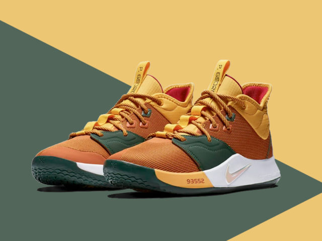 Brave the elements with the Nike PG 3 'All-Star'
