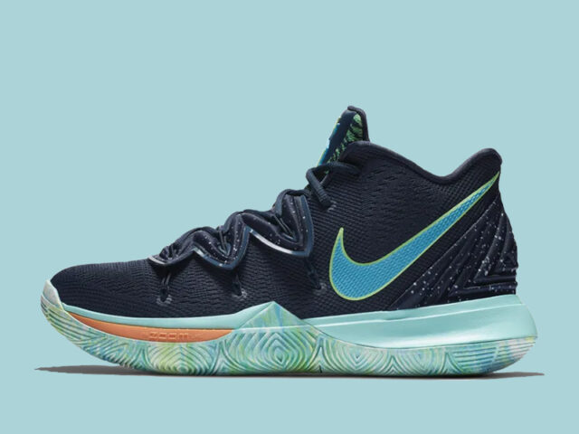 ICYMI: Nike released the Kyrie 5 'UFO' this past week