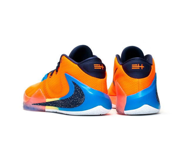 OFFICIAL: The Nike Zoom Freak 1 'All Bros'