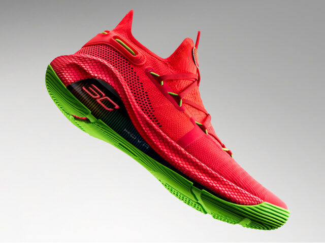 Release Reminder: UA Curry 6 'Roaracle'