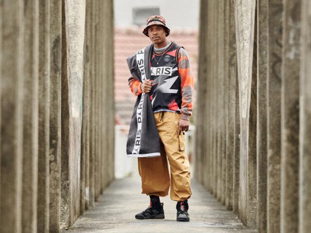 The Jordan Brand x Paris Saint-Germain Collection drops tomorrow