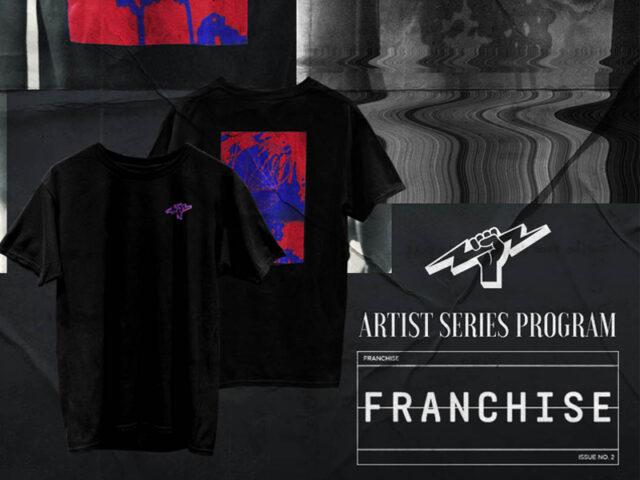 TITAN ARTIST SERIES 2: FRANCHISE MAGAZINE