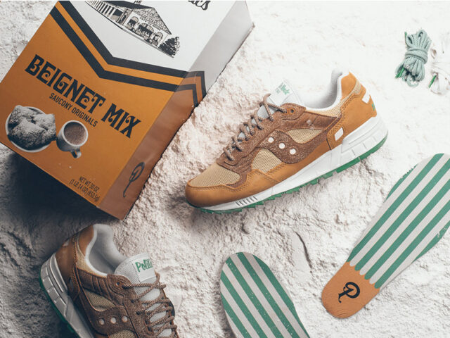 Saucony and Sneak Peek bring out these French Quarter favorites  this weekend