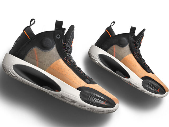 TODAY: Air Jordan XXXIV 'Amber Rise'
