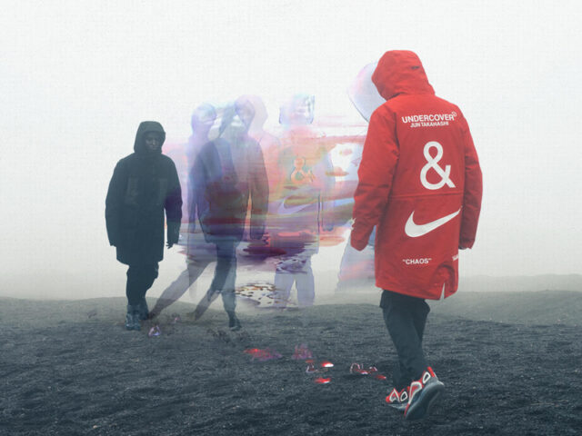 TODAY: Nike releases their latest collection with UNDERCOVER
