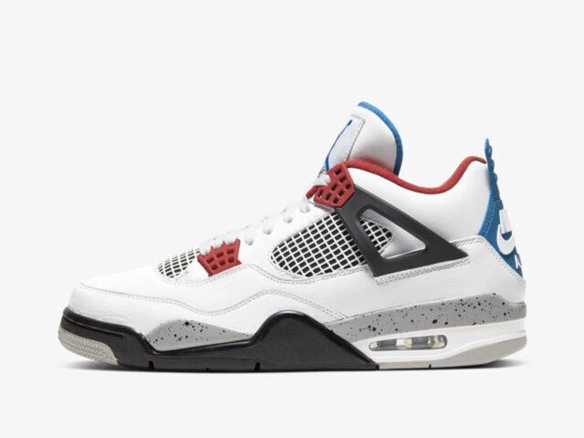 The Air Jordan IV Retro 'What The' drops this weekend