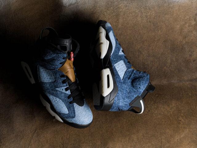 Release Reminder: Air Jordan VI Retro 'Washed Denim'