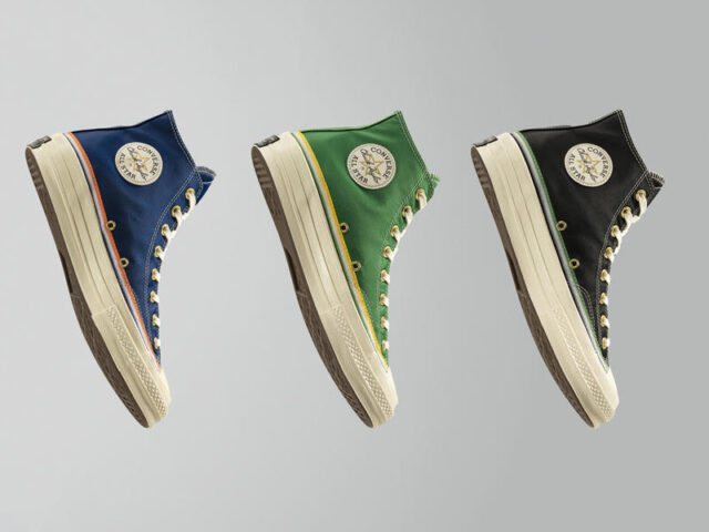 Breaking Down Barriers: Converse honors key players with their new collection