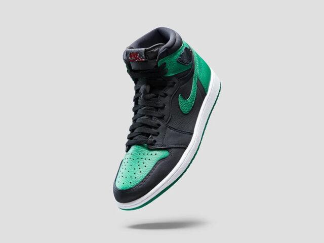 Reserve: Air Jordan I Retro High OG 'Pine Green'