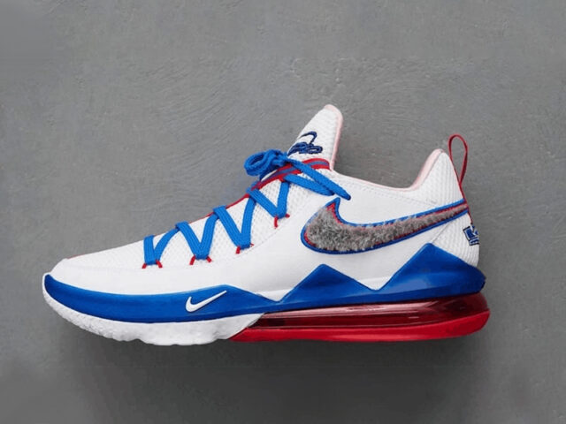 Today: Nike LEBRON 17 Low 'Tune Squad'