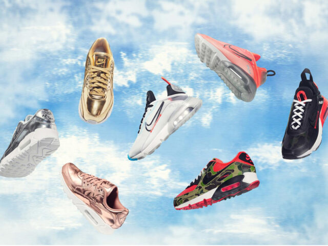 TODAY: Release info on the latest Air Max releases