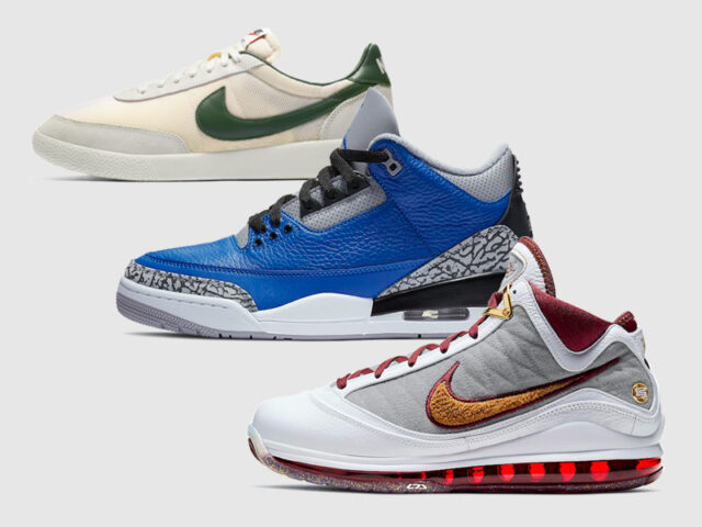 Here's what else is releasing on Nike.com this week