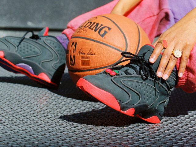 Melody's Got It: the WMNS Air Jordan OG SP 'Melody Ehsani' is here