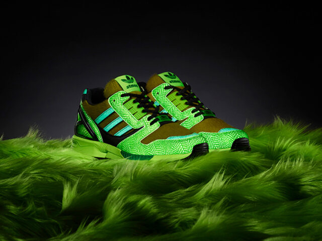 adidas Originals works with atmos for a very eye-popping ZX 8000