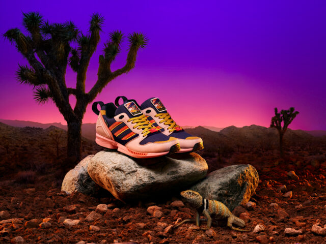 adidas Originals takes inspiration from Joshua Tree for the latest A-ZX release