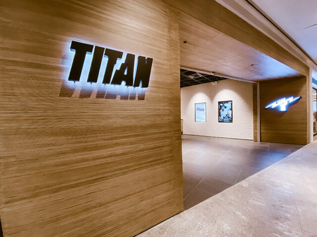 New Space: Titan opens their latest flagship at One Bonifacio