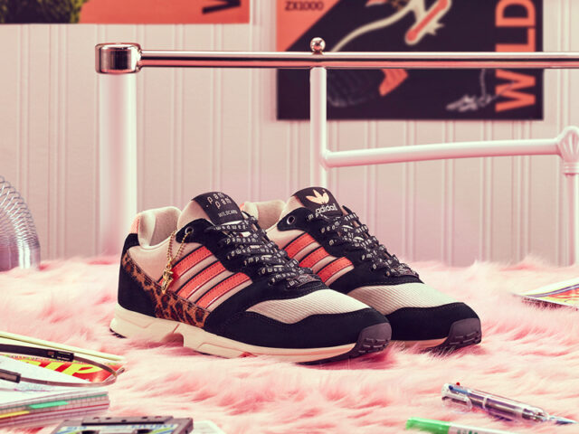 P is for pam pam: adidas taps London-based women's retailer for the A-ZX series