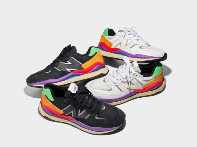 New Balance welcomes 2021 with the 57/40