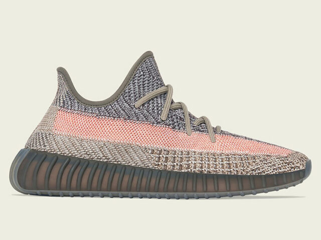 And Another One: the YEEZY BOOST 350 V2 'Ash Stone' is dropping this weekend