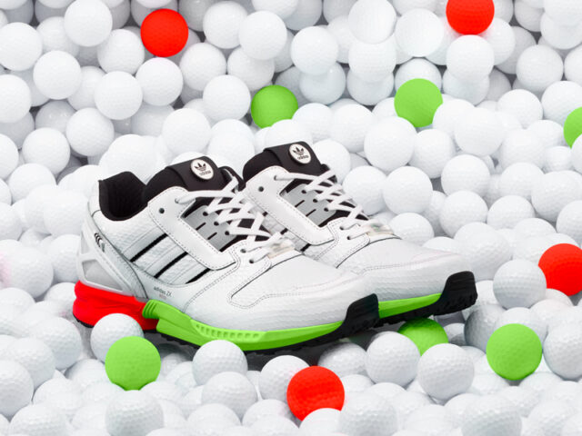 Fore! adidas takes inspiration from golf for their latest A to ZX offering this April