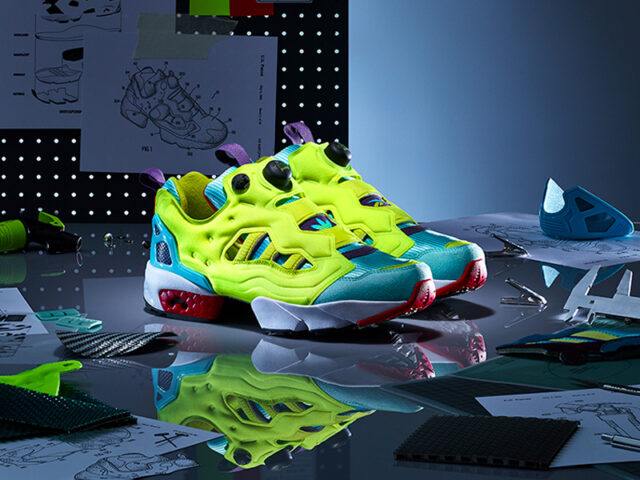 Don't look now, but adidas brings Reebok for their latest A-ZX offering this March