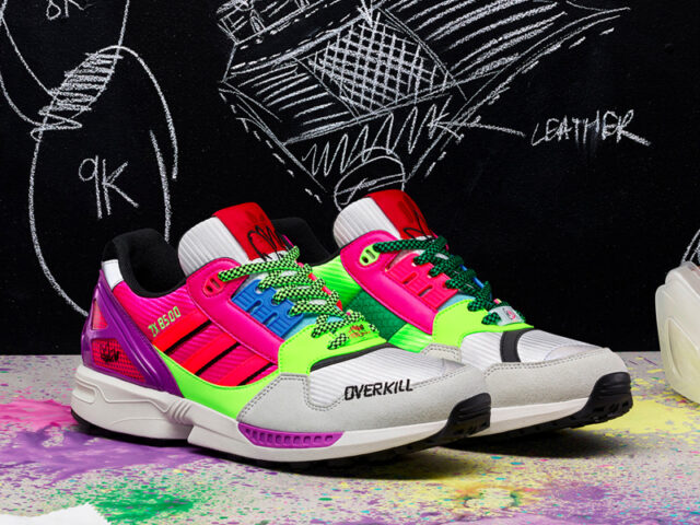 O is for Overkill: adidas brings Overkill to the A-ZX Series