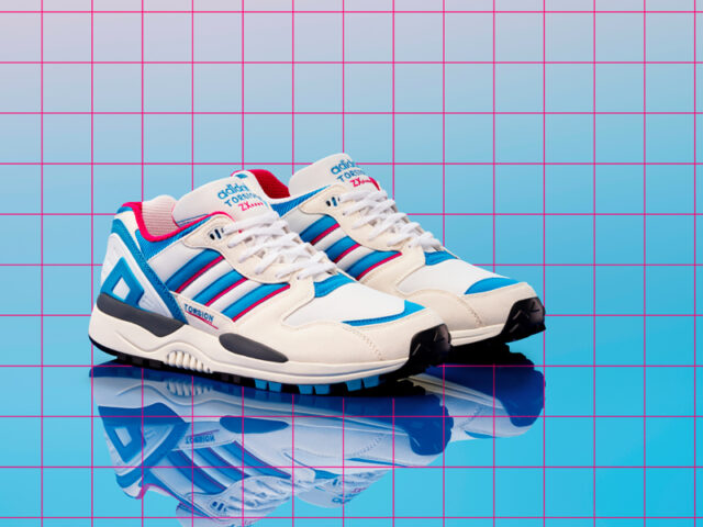 Final Frontier: adidas presents us with the ZX 0000 'Evolution'