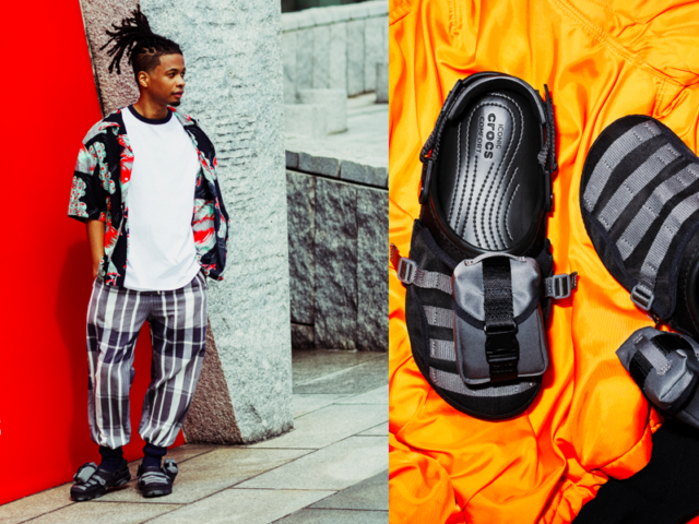 Croc Game Strong: BEAMS teams up with Crocs for their new collection